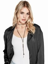 GUESS Dylan Layered Choker Necklace