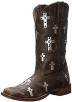 Roper Women's Cross Western Boot