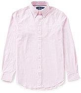 Polo Ralph Lauren Performance Striped Seersucker Long-Sleeve Woven Shirt