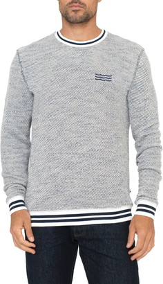 Sol Angeles Baja Terry Crewneck Sweatshirt