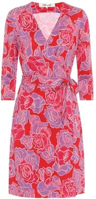 Diane von Furstenberg Exclusive to Mytheresa New Julian silk wrap dress