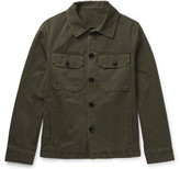 MP Massimo Piombo - Slim-Fit Cotton-Twill Jacket