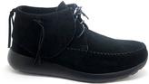 Signature All-Black Onnea Suede Sneaker