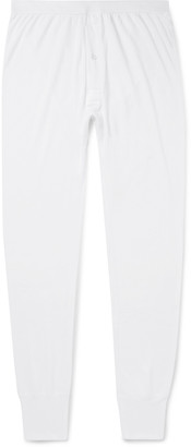 Sunspel Thermal Viloft-Blend Pyjama Trousers