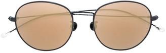 Linda Farrow Ann Demeulemeester round sunglasses