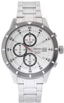 Seiko SKS579 Silver-Tone Watch