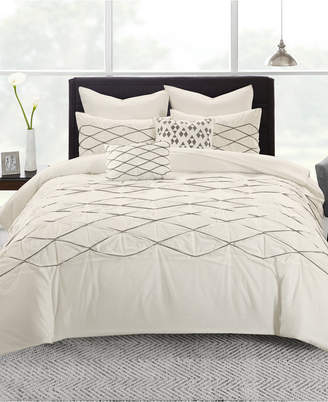 Urban Habitat Sunita Cotton 144-Thread Count 5-Pc. Twin/Twin Xl Duvet Cover Set Bedding