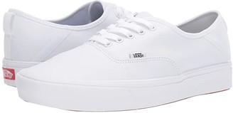 Vans ComfyCush Authentic SF (White) Skate Shoes