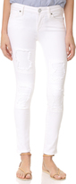 True Religion Halle Super Skinny Crop Jeans