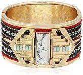 Danielle Nicole Warrior Queen Stone Bracelet