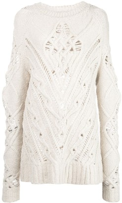 Altuzarra Gwendolyn knitted jumper