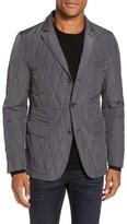 BOSS Men's Jord Water Repellent Quilted Sport Coat