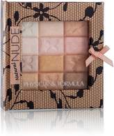 Physicians Formula Physician's Formula, Inc., Shimmer Strips, All-In-1 Custom Nude Palette, For Face & Eyes, Natural Nude, 0.26 oz (7.5 g)