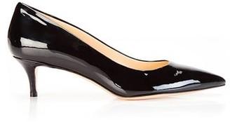 Marion Parke Must Have 45 | Patent Kitten Heel Pump
