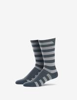 Tommy John Rugby Stripe Performance Dress Sock