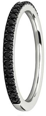 Ring Black Alinka Jewellery Eternity Superfine Diamonds