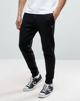 Polo Ralph Lauren Slim Fit Cuffed Jogger In Black
