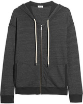 Splendid Tahoe Jersey Hooded Top - Dark gray