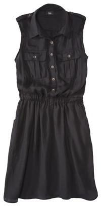 Mossimo Women's Sleeveless Shirt Dress -Assorted Colors