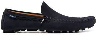 Paul Smith Stitched-Edge Loafers
