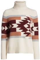 360 Cashmere Willa Cashmere Turtleneck Sweater