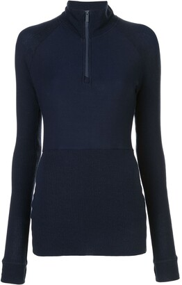 ALALA Rise Quarter Zip top