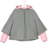 Fay Kids teen hooded coat