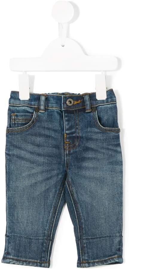 Burberry Kids stretch fit jeans