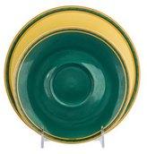 Hermes Toucans Plates
