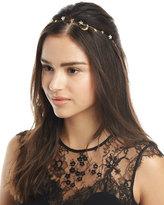 Jennifer Behr Headpieces Nova Bandeaux Headband