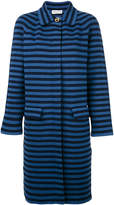 Sonia Rykiel striped midi coat
