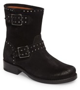 Frye Women's Vicky Stud Engineer Boot