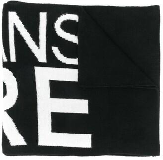 Versace Knit Scarf
