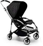 Bugaboo Bee 3 Shiny Chevron Black Special Edition Stroller (Aluminum Frame) by