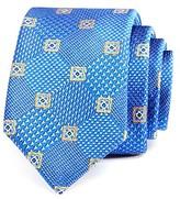 Michael Kors Boys' Diamond Medallion Silk Tie