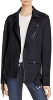 Theory Tralsmin Moto Jacket
