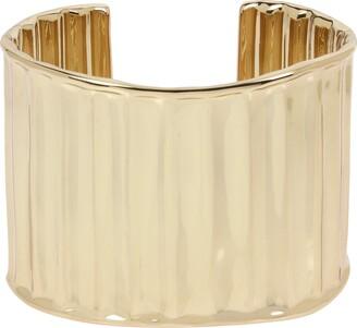 Robert Lee Morris Soho Women's Textured Wide Cuff Bracelet
