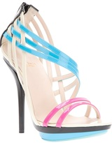 Versace strappy sandal