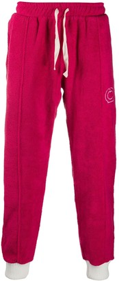 Casablanca French terry towelling track pants