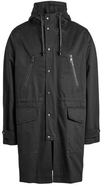 Ami Rain Coat with Hood
