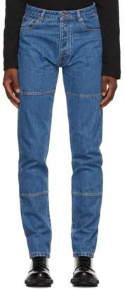 Études Blue Georgia Jeans