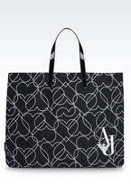 Armani Jeans Foldaway Tote Bag