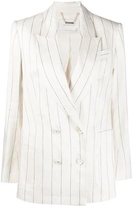 Zimmermann Lovestruck pinstripe blazer