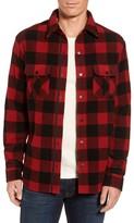 Smartwool Men's Anchor Line Flannel Shirt Jacket