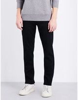 7 For All Mankind Slimmy Luxe Slim-fit Tapered Jeans