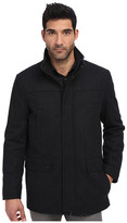 Kenneth Cole Reaction Wool Car Coat