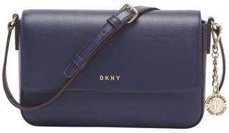 DKNY R94E8467 Bryant Flap Over Crossbody Bag