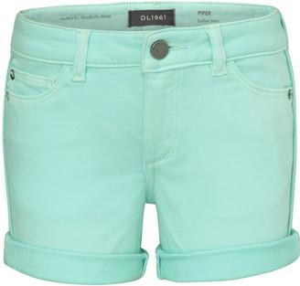 DL1961 Piper Cuff Denim Shorts