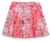 Imoga Toddler's & Little Girl's Bubble Print Skirt