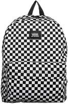 Vans Old Skool Ii Rucksack Black/white Check